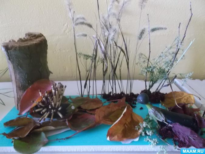 Поделки в детском саду из природного и бросового материала своими руками